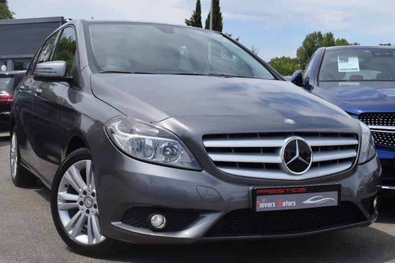 Mercedes-Benz CLASSE B (W246) 180 CDI SENSATION 7G-DCT Diesel GRIS SÉLÉNITE Occasion à vendre