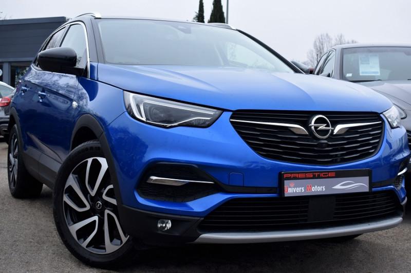 Opel GRANDLAND X 1.6 D 120CH ECOTEC ELITE Diesel BLEU Occasion à vendre