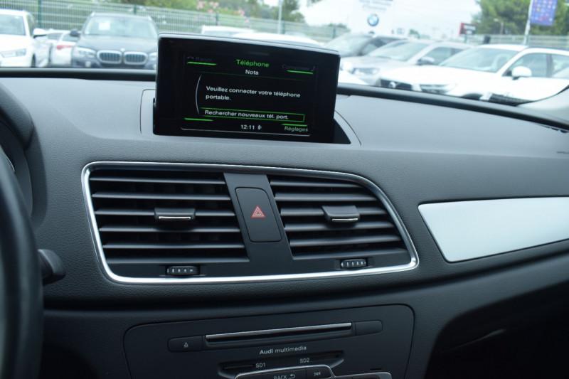 Photo 9 de l'offre de AUDI Q3 2.0 TDI 120CH BUSINESS LINE à 22400€ chez Univers Motors