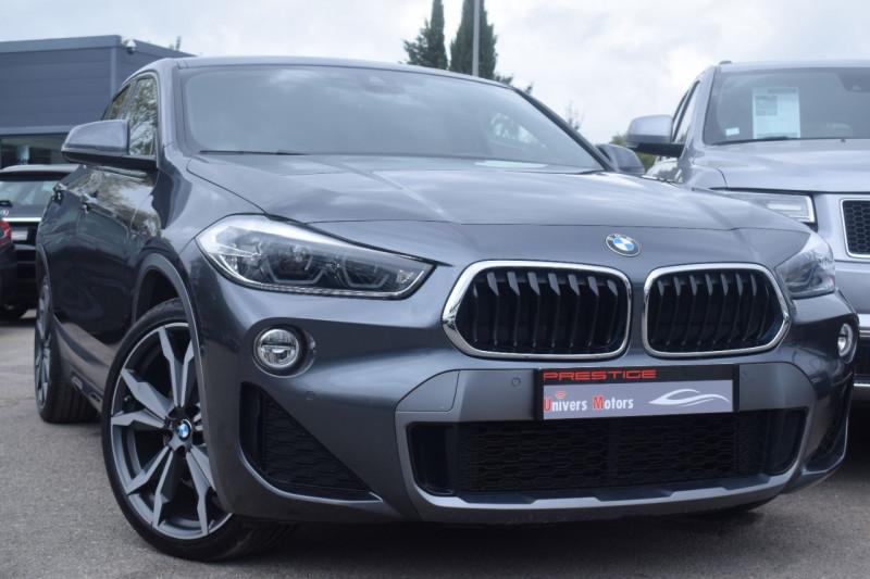 Photo 1 de l'offre de BMW X2 XDRIVE20DA 190CH M SPORT X à 29900€ chez Univers Motors