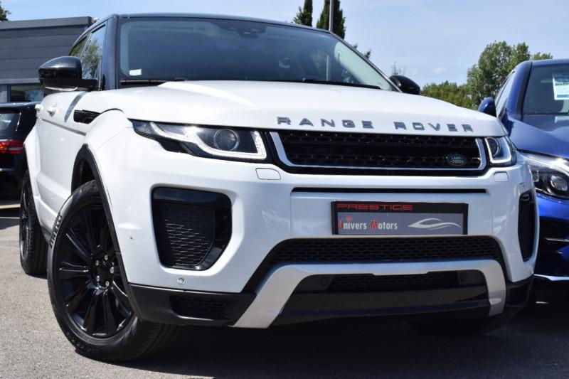 Land-Rover EVOQUE 2.0 TD4 150 DYNAMIC BVA Diesel BLANC Occasion à vendre