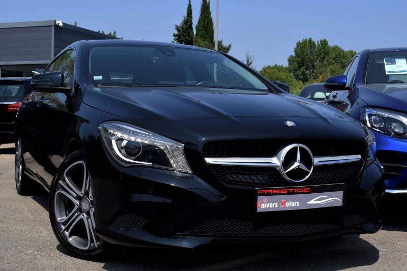 Mercedes-Benz CLA SHOOTING BRAKE 200 CDI SENSATION 7G-DCT Diesel NOIR Occasion à vendre