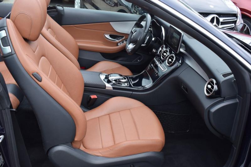 Photo 4 de l'offre de MERCEDES-BENZ CLASSE C CABRIOLET 220 D 170CH SPORTLINE 9G-TRONIC à 31900€ chez Univers Motors