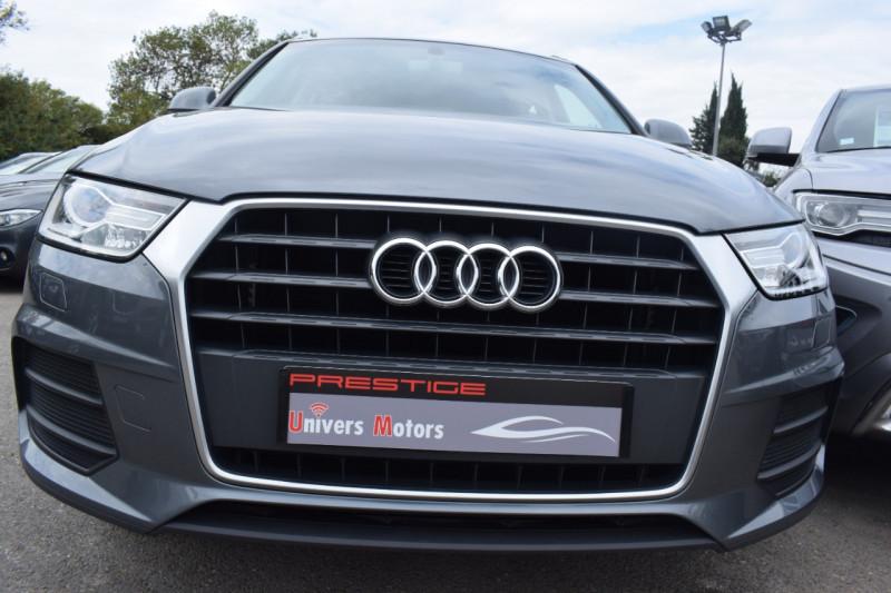 Photo 7 de l'offre de AUDI Q3 2.0 TDI 120CH BUSINESS LINE à 22400€ chez Univers Motors