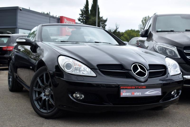 Mercedes-Benz CLASSE SLK (R171) 200K EDITION 10 BA Essence NOIR Occasion à vendre