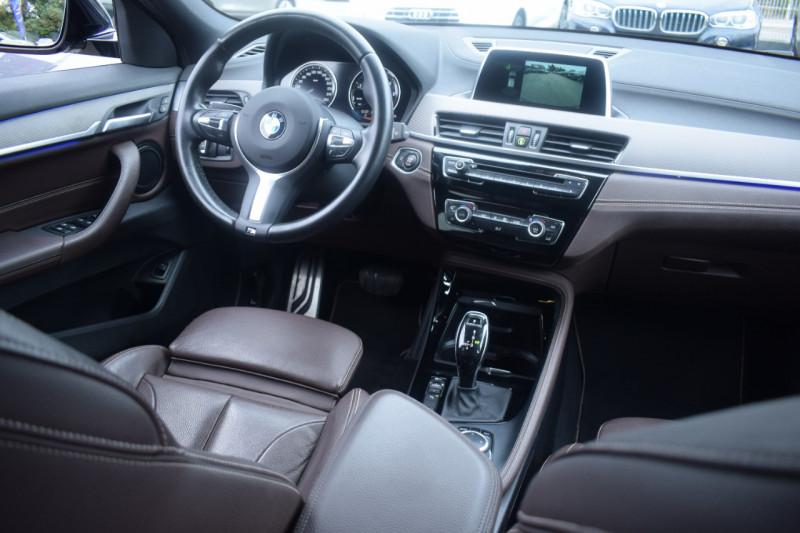 Photo 2 de l'offre de BMW X2 XDRIVE20DA 190CH M SPORT X à 29900€ chez Univers Motors