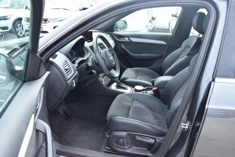 Photo 3 de l'offre de AUDI Q3 2.0 TDI 150CH S LINE QUATTRO S TRONIC 7 à 22400€ chez Univers Motors
