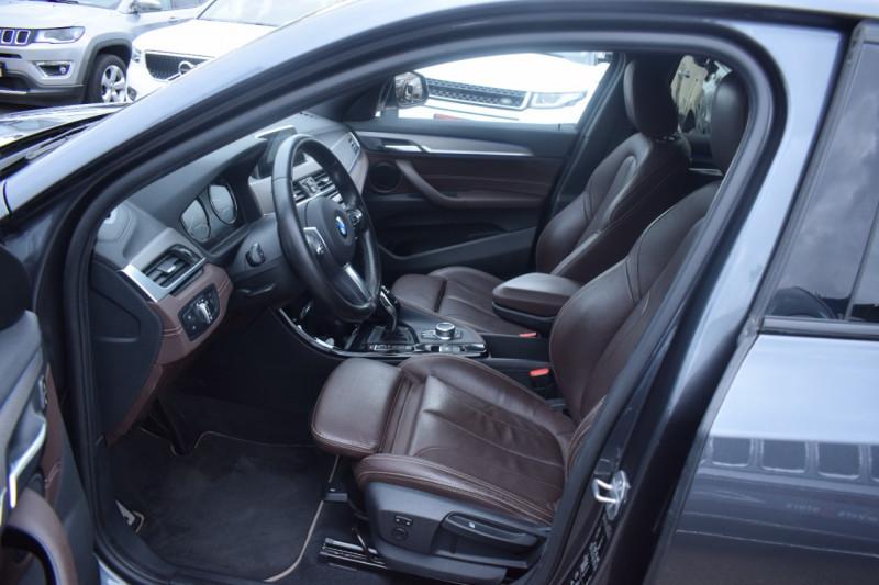 Photo 19 de l'offre de BMW X2 XDRIVE20DA 190CH M SPORT X à 29900€ chez Univers Motors