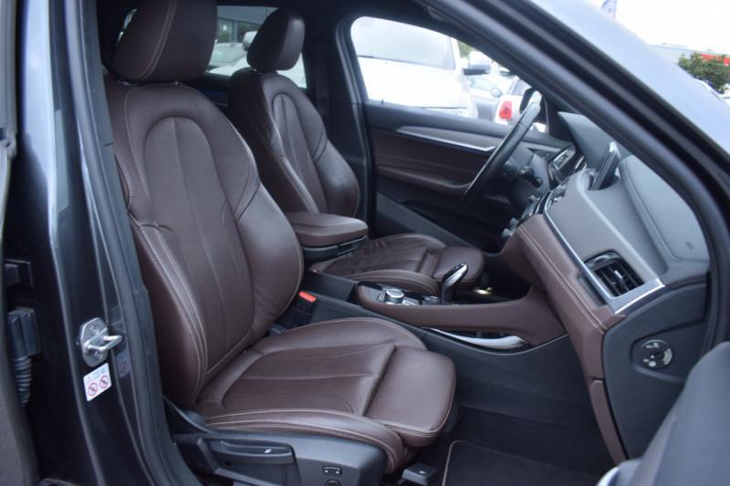 Photo 10 de l'offre de BMW X2 XDRIVE20DA 190CH M SPORT X à 29900€ chez Univers Motors