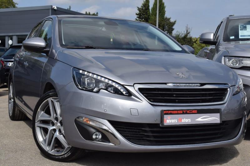 Peugeot 308 1.6 BLUEHDI 120CH ALLURE S&S 5P Diesel GRIS ANTHRACITE Occasion à vendre