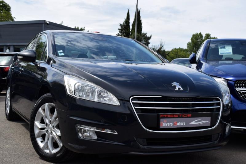 Peugeot 508 2.0 HDI 140CH FAP BUSINESS PACK Diesel NOIR Occasion à vendre