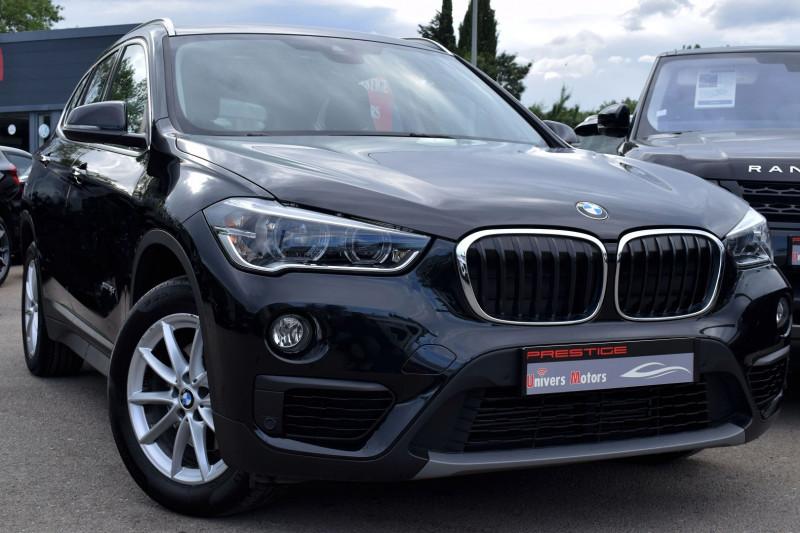 Bmw X1 (F48) XDRIVE18DA 150CH LOUNGE Diesel NOIR Occasion à vendre