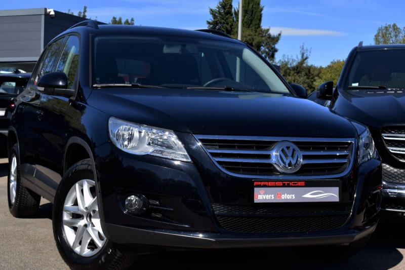 Volkswagen TIGUAN 2.0 TDI 140CH BLUEMOTION Diesel NOIR Occasion à vendre