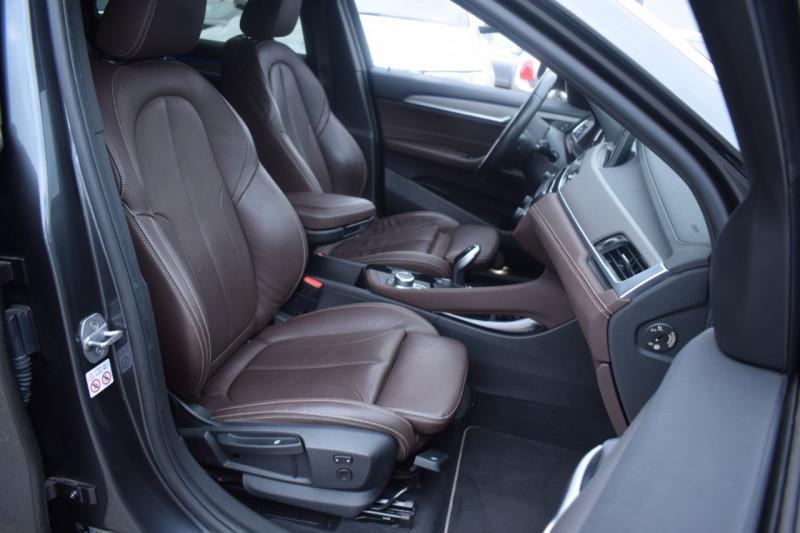 Photo 18 de l'offre de BMW X2 XDRIVE20DA 190CH M SPORT X à 29900€ chez Univers Motors