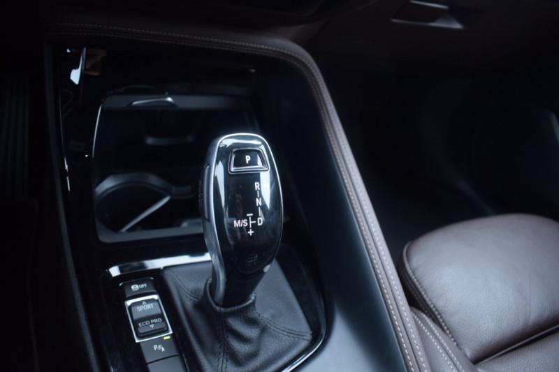 Photo 17 de l'offre de BMW X2 XDRIVE20DA 190CH M SPORT X à 29900€ chez Univers Motors