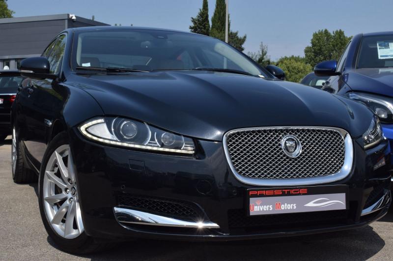Jaguar XF 3.0 V6 D LUXE PREMIUM Diesel NOIR Occasion à vendre