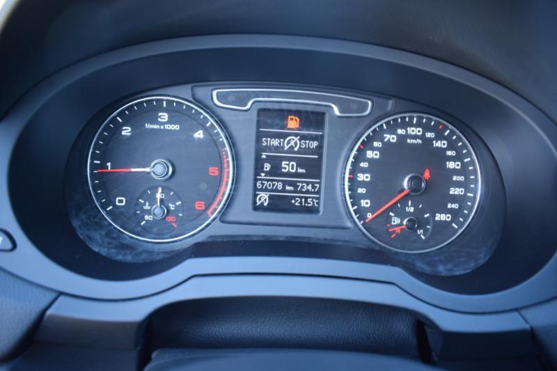 Photo 13 de l'offre de AUDI Q3 2.0 TDI 150CH S LINE QUATTRO S TRONIC 7 à 22400€ chez Univers Motors