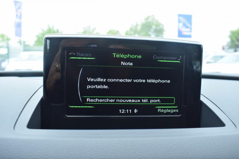 Photo 3 de l'offre de AUDI Q3 2.0 TDI 120CH BUSINESS LINE à 22400€ chez Univers Motors
