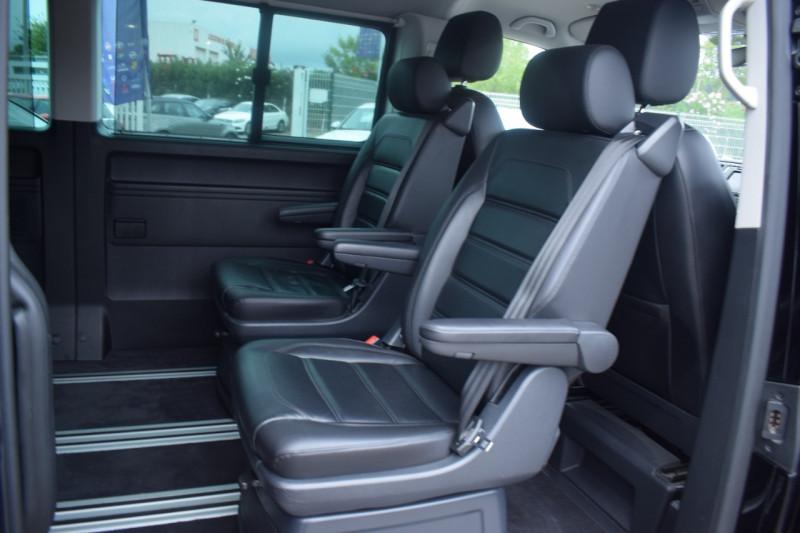 Photo 4 de l'offre de VOLKSWAGEN MULTIVAN 2.0 TDI 150CH CARAT DSG7 LONG 7places à 36900€ chez Univers Motors