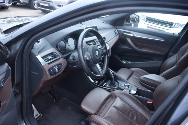 Photo 11 de l'offre de BMW X2 XDRIVE20DA 190CH M SPORT X à 29900€ chez Univers Motors