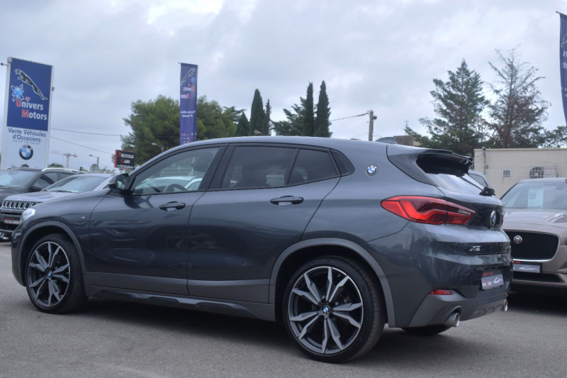 Photo 3 de l'offre de BMW X2 XDRIVE20DA 190CH M SPORT X à 29900€ chez Univers Motors