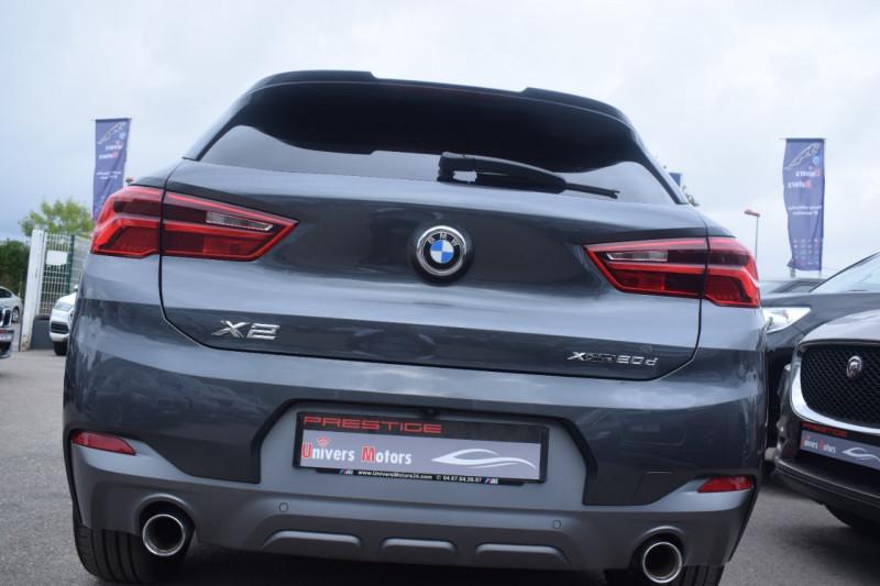 Photo 8 de l'offre de BMW X2 XDRIVE20DA 190CH M SPORT X à 29900€ chez Univers Motors