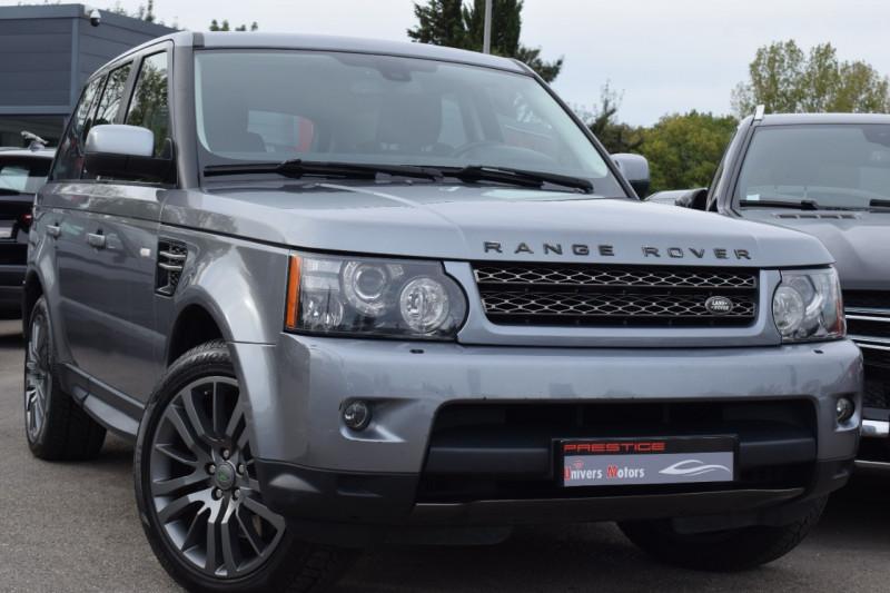 Land-Rover RANGE ROVER SPORT 3.0 TDV6 211ch Diesel GRIS  MÈTAL Occasion à vendre