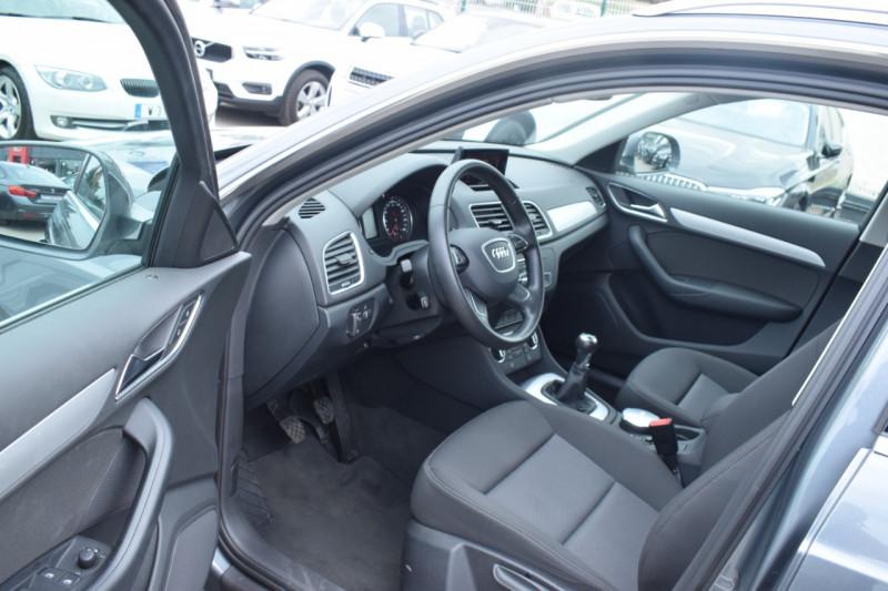 Photo 8 de l'offre de AUDI Q3 2.0 TDI 120CH BUSINESS LINE à 22400€ chez Univers Motors