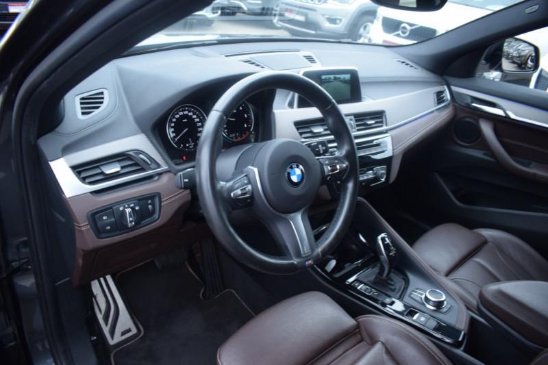 Photo 7 de l'offre de BMW X2 XDRIVE20DA 190CH M SPORT X à 29900€ chez Univers Motors