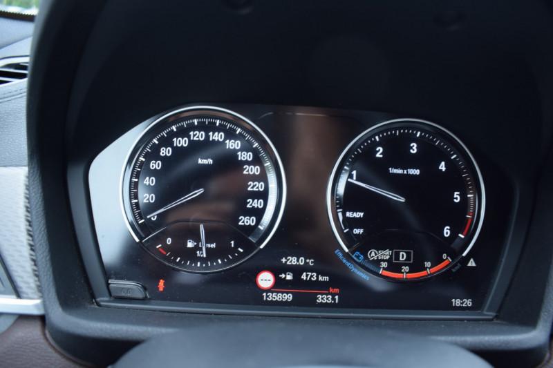 Photo 14 de l'offre de BMW X2 XDRIVE20DA 190CH M SPORT X à 29900€ chez Univers Motors