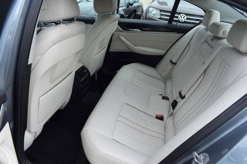 Photo 6 de l'offre de BMW SERIE 5 (G30) 530EA IPERFORMANCE 252CH LUXURY à 37900€ chez Univers Motors