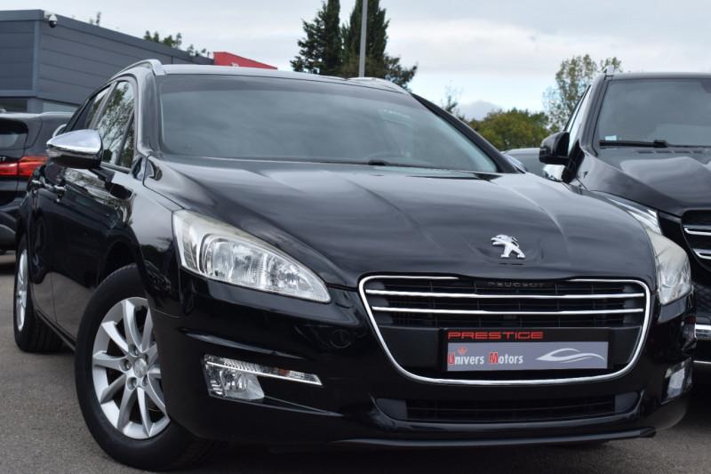 Peugeot 508 SW 1.6 E-HDI115 FAP ACTIVE Diesel NOIR Occasion à vendre
