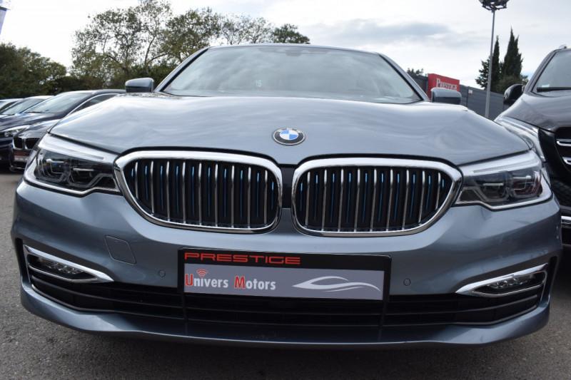 Photo 11 de l'offre de BMW SERIE 5 (G30) 530EA IPERFORMANCE 252CH LUXURY à 37900€ chez Univers Motors