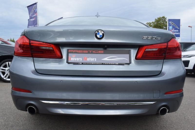 Photo 4 de l'offre de BMW SERIE 5 (G30) 530EA IPERFORMANCE 252CH LUXURY à 37900€ chez Univers Motors
