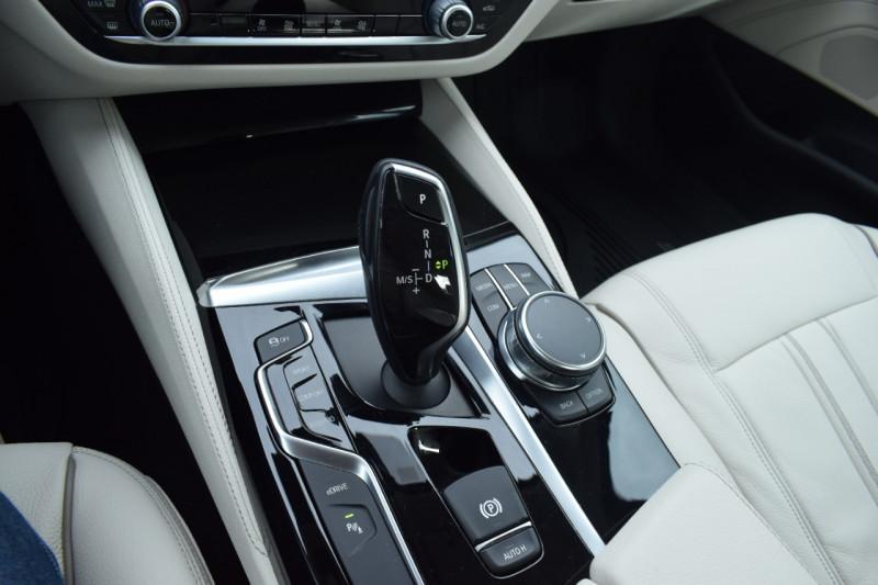 Photo 16 de l'offre de BMW SERIE 5 (G30) 530EA IPERFORMANCE 252CH LUXURY à 37900€ chez Univers Motors