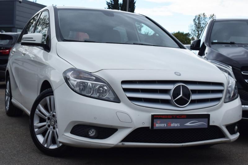 Mercedes-Benz CLASSE B (W246) 180 CDI BUSINESS Diesel BLANC Occasion à vendre