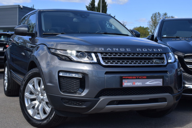 Land-Rover EVOQUE 2.0 D 150CH SE AWD BVA Diesel GRIS ANTHRACITE Occasion à vendre