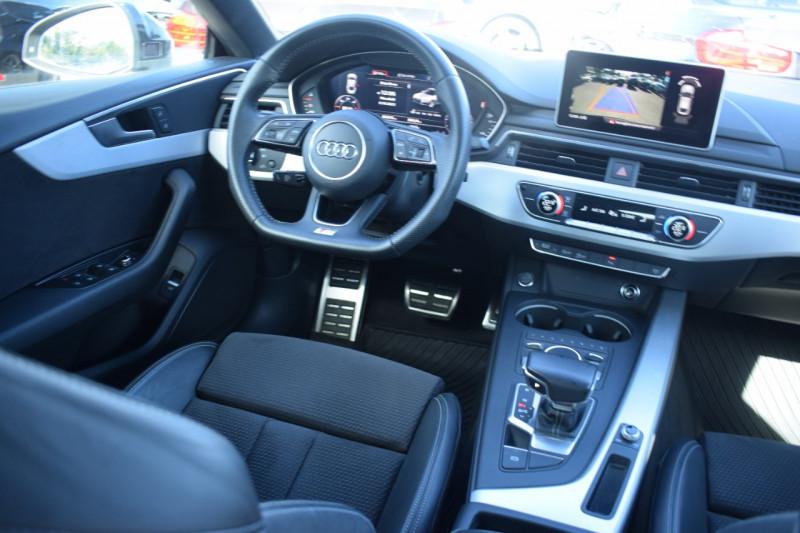 Photo 17 de l'offre de AUDI A5 SPORTBACK 2.0 TDI 190CH S LINE QUATTRO S TRONIC 7 10CV à 31900€ chez Univers Motors