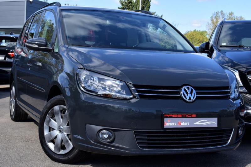 Volkswagen TOURAN 1.6 TDI 105CH CONFORTLINE  DSG7 7places Diesel ANTHRACITE Occasion à vendre