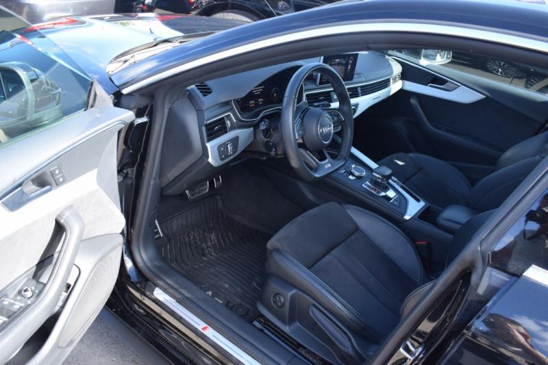 Photo 7 de l'offre de AUDI A5 SPORTBACK 2.0 TDI 190CH S LINE QUATTRO S TRONIC 7 10CV à 31900€ chez Univers Motors