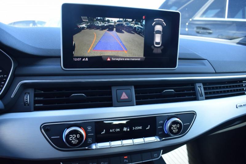 Photo 8 de l'offre de AUDI A5 SPORTBACK 2.0 TDI 190CH S LINE QUATTRO S TRONIC 7 10CV à 31900€ chez Univers Motors