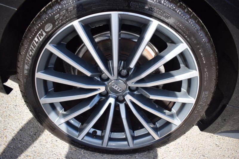 Photo 11 de l'offre de AUDI A5 SPORTBACK 2.0 TDI 190CH S LINE QUATTRO S TRONIC 7 10CV à 31900€ chez Univers Motors