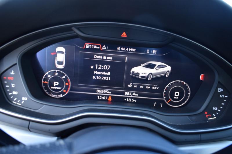 Photo 9 de l'offre de AUDI A5 SPORTBACK 2.0 TDI 190CH S LINE QUATTRO S TRONIC 7 10CV à 31900€ chez Univers Motors