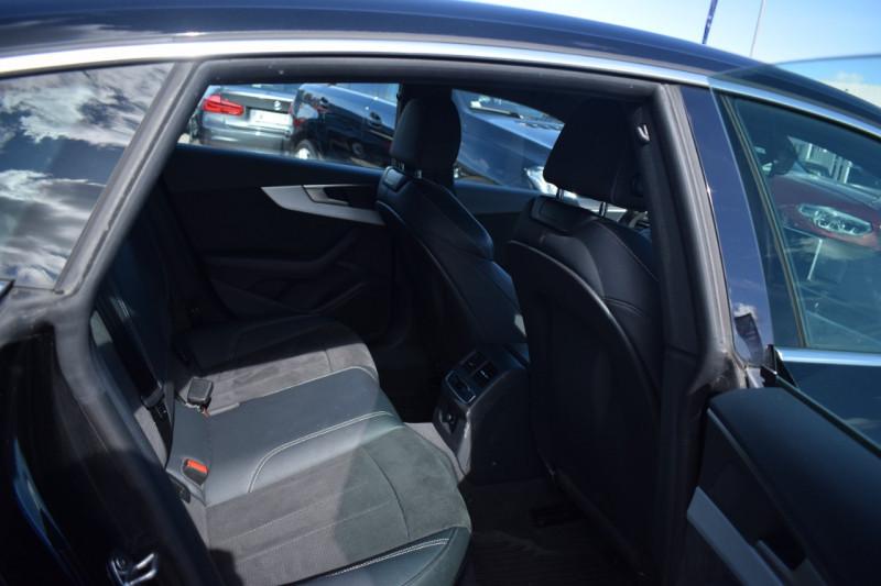 Photo 10 de l'offre de AUDI A5 SPORTBACK 2.0 TDI 190CH S LINE QUATTRO S TRONIC 7 10CV à 31900€ chez Univers Motors