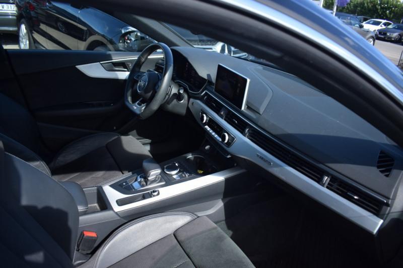 Photo 6 de l'offre de AUDI A5 SPORTBACK 2.0 TDI 190CH S LINE QUATTRO S TRONIC 7 10CV à 31900€ chez Univers Motors