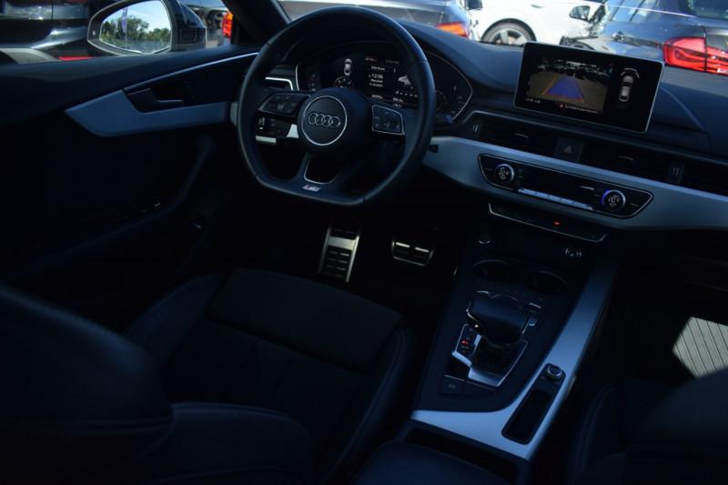 Photo 2 de l'offre de AUDI A5 SPORTBACK 2.0 TDI 190CH S LINE QUATTRO S TRONIC 7 10CV à 31900€ chez Univers Motors
