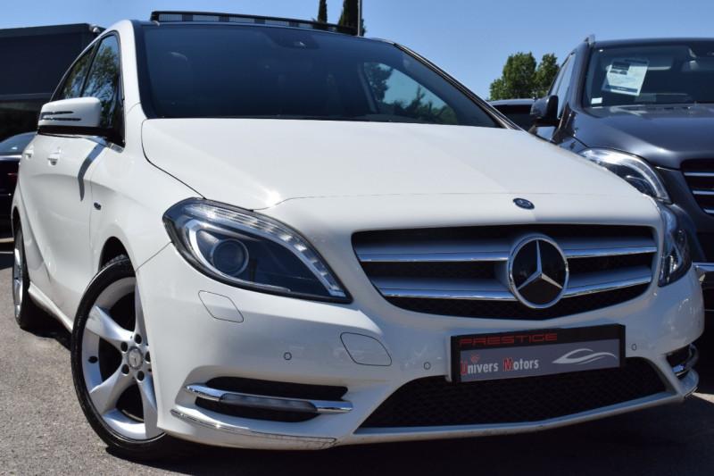 Mercedes-Benz CLASSE B (W246) 200 CDI SPORT Diesel BLANC Occasion à vendre