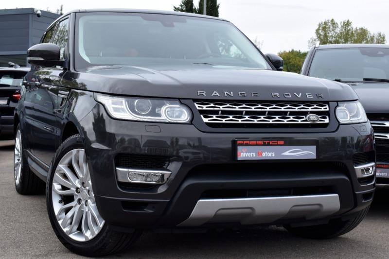 Land-Rover RANGE ROVER SPORT TDV6 3.0 HSE Diesel GRIS FONCE Occasion à vendre