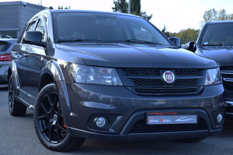 Fiat FREEMONT 2.0 MULTIJET 16V 170CH BLACK CODE AWD BVA Diesel GRIS ANTHRACITE Occasion à vendre