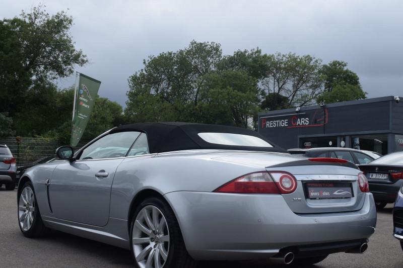 Photo 19 de l'offre de JAGUAR XK CABRIOLET 3.5 V8 258CH à 33900€ chez Univers Motors